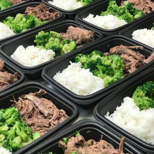 Shredded Beef Broccoli