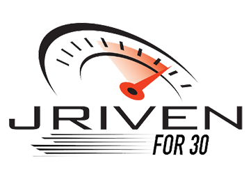 jriven for 30 fitness logo